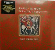 PAUL SIMON ~ GRACELAND THE REMIXES  NEW SEALED CD