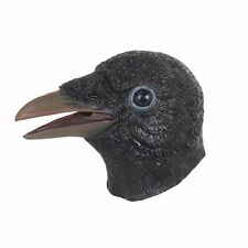Crow Maschera Animale Natura Bird CORVO Costume Accessorio