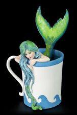 Meerjungfrauen Figur - Morning Bliss Mermaid - Amy Brown Tasse Elfe