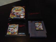 Bubble Bobble 2 Rainbow Islands // Nintendo Nes // Complet // En Boite