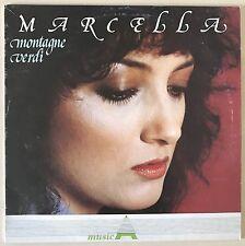 Marcella Bella - Montagne Verdi Vinyle 33 rpm LP Record -  CGD  1983