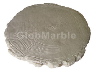 Concrete Mold Wood Log End WS 5901/2 Concrete, Plaster Garden Stepping Stone