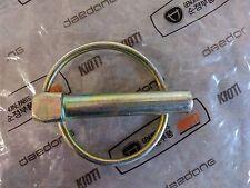 New Genuine OEM KIOTI 1008-1001 Lynch Ring Pin 9MM for KL120 KL130 KL7320 loader