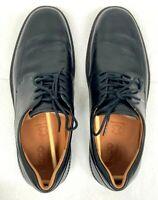 ECCO Men's Holton Apron Toe Tie, Black, 40 EU/6.5-7 M US