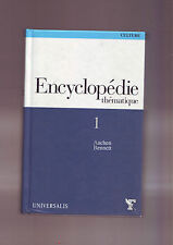 encyclopedie universalis thematique