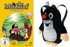 DVD * MAULWURF UND SEINE FREUNDE + DER KLEINE MAULWURF - RUCKSACK # NEU OVP +