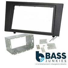 Ford Mondeo MK3 2002-07 Car Stereo Radio Double Din Fascia Panel & Cage AFK4076