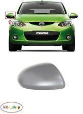 MAZDA 2 SERIES 2007 - 2010 NEW WING MIRROR COVER CAP PRIMED RIGHT O/S DRIVER