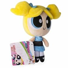 "Powerpuff Girls - 8"" Plush - Bubbles Toy NWT NEW"