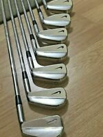 Nike Blade Forged MB Iron Set 2-P S300 Collectors / Rare Set (9x Pieces) STIFF