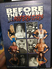 WWF WWE Before They Were Superstars 1 region 4 DVD (Kurt Angle, Jeff Hardy) RARE