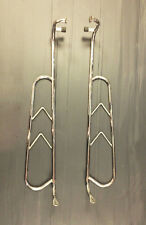 Rear & side crash 'Florida' bars stainless steel for Lambretta series 3