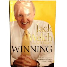 Winning, Jack Welch, Suzy Welch (2005, Hardcover) SIGNED BY BOTH AUTHORS, 1st ed