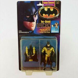 VTG BATMAN TEC-SHIELD The Dark Knight Action Figure Flight Pack Kenner 1990 NEW