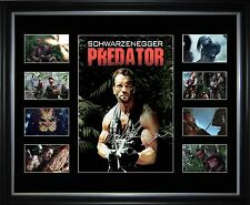 Predator Limited Edition Framed Memorabilia