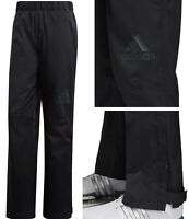 Adidas Golf Climaproof Heathered Lined Waterproof Golf Trousers XXL W38 - W40
