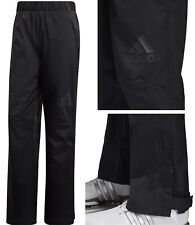 Adidas Golf Climaproof Heathered Lined Waterproof Golf Trousers XXL W42 - W44