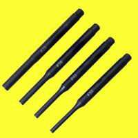 """Hollow End Roll Pin Tool Starter Punch set USA steel 3"""" gunsmithing kit"""