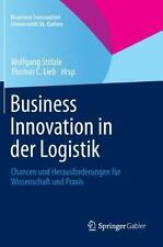 Business Innovation Universität St. Gallen: Business Innovation in der...
