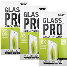 3x Sony Xperia M5 Verre blindé Film De Protection Ech verre trempé 9H