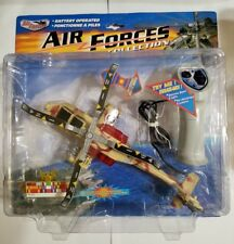 New Air Forces Wired Remote Control  AH-64 Apache Helicopter made by GoldLok