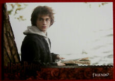 HARRY POTTER AND THE GOBLET OF FIRE - Card #121 - FRIENDS? - ARTBOX 2006