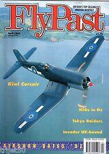 Flypast 1992 April Corsair,A-26,Hungary