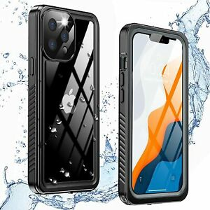 iPhone 13 Pro Max Case,iPhone 13 Pro Max Waterproof Case 360° Full Sealed