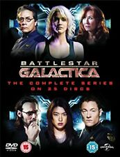 Battlestar Galactica: The Complete Series [DVD] [2004][Region 2]