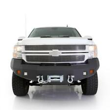 SmittyBilt M-1 Front Bumper w/FOG LIGHTS 2008-2010 FOR chevy Silverado 2500 3500