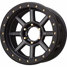 """17 x 9""""  Bully Pro-Lock Jeep JK Wrangler Aluminum Wheels *Beadlock Look* Bargain"""