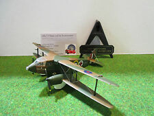 DH89 DRAGON RAPIDE Z-7258/G AIR AMBULANCE au 1/72 OXFORD 72DR007 avion militaire