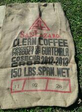 Heavy Duty Coffee Bean Burlap Sack
