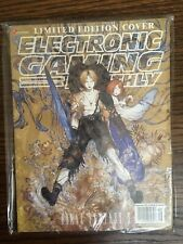 SEPTEMBER 2001 ELECTRONIC GAMING MONTHLY FINAL FANTASY X LIMITED EDITION COVER