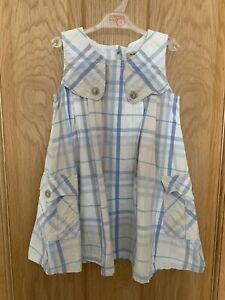 Girls Burberry Dress 2 Years Designer Toddler Clothes