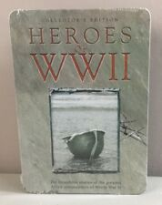 Heroes of WWII (DVD, 2008)