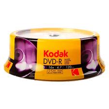 Kodak DVD-R 16x 4.7GB Cake da 25 pezzi K1410325