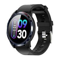 Smartwatch W4 Herzfrequenz Blutdruck Fitness Sporttracker Android iPhone Samsung