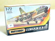 Matchbox 40101 Avion Corsaire II A-7D Kit de montage 1:72 EMBALLAGE D'ORIGINE