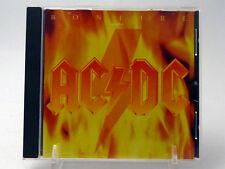 AC/DC Bonfire Sampler Promo Rock CD (1997), Free Shipping!