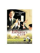 The Emperor's Club (DVD 2003 Widescreen)GOOD CONDITION SUPER FAST FREE SHIPPING