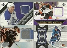 2005-06 Upper Deck Ice - MIKE RICHARDS - Cool Threads Game Jersey - FLYERS #/100