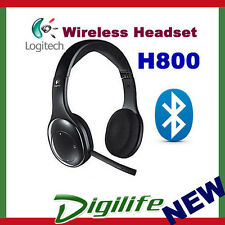 Logitech H800 Headset With Bluetooth and Wireless Nano Receiver