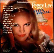 PEGGY LEE - Extra Special - Rare POP CD