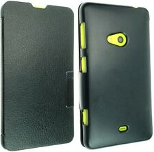 FOR NOKIA LUMIA 625 LEATHER CASE COVER FLIP WALLET POUCH BACK SCREEN GUARD N625