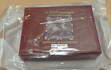 GB 2004 GOLD PROOF HALF SOVEREIGN - COA AND ORIGINAL PACKAGING - UNOPENED