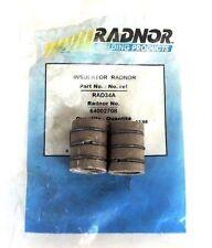 2 NEW RADNOR 64002708 SLIP-ON INSULATORS RAD34A