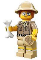LEGO Minifigures Series 13 Paleontologist 71008 Brand New