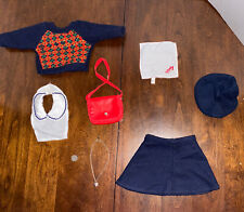 Pleasant Company American Girl Molly Retired Meet Outfit & Accessories