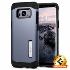 Spigen Galaxy S8 Plus Case Slim Armor Gray Orchid